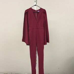 March 2020 SPECIAL-Jumpsuit with Cape-Small